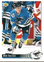 1992-93 Upper Deck #46 Mike Sullivan
