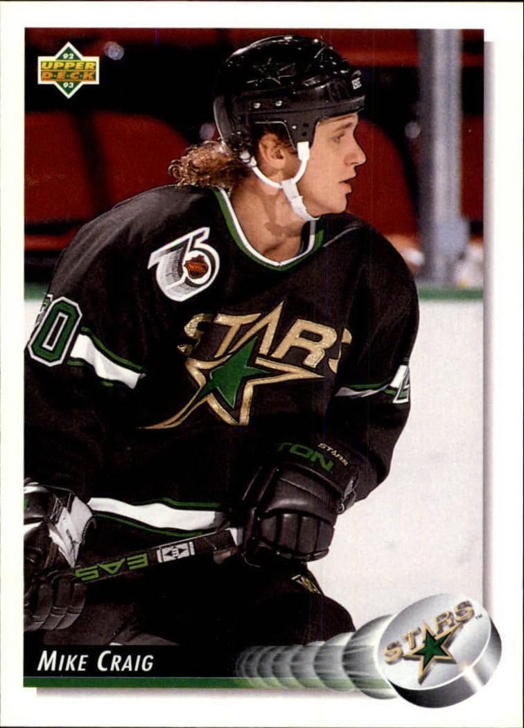 1992-93 Upper Deck #65 Mike Craig