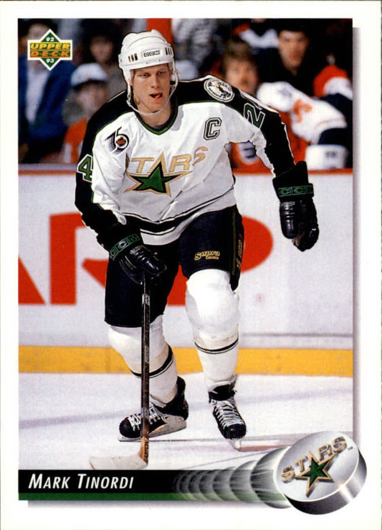 1992-93 Upper Deck #73 Mark Tinordi