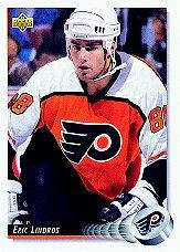1992-93 Upper Deck #88 Eric Lindros SP