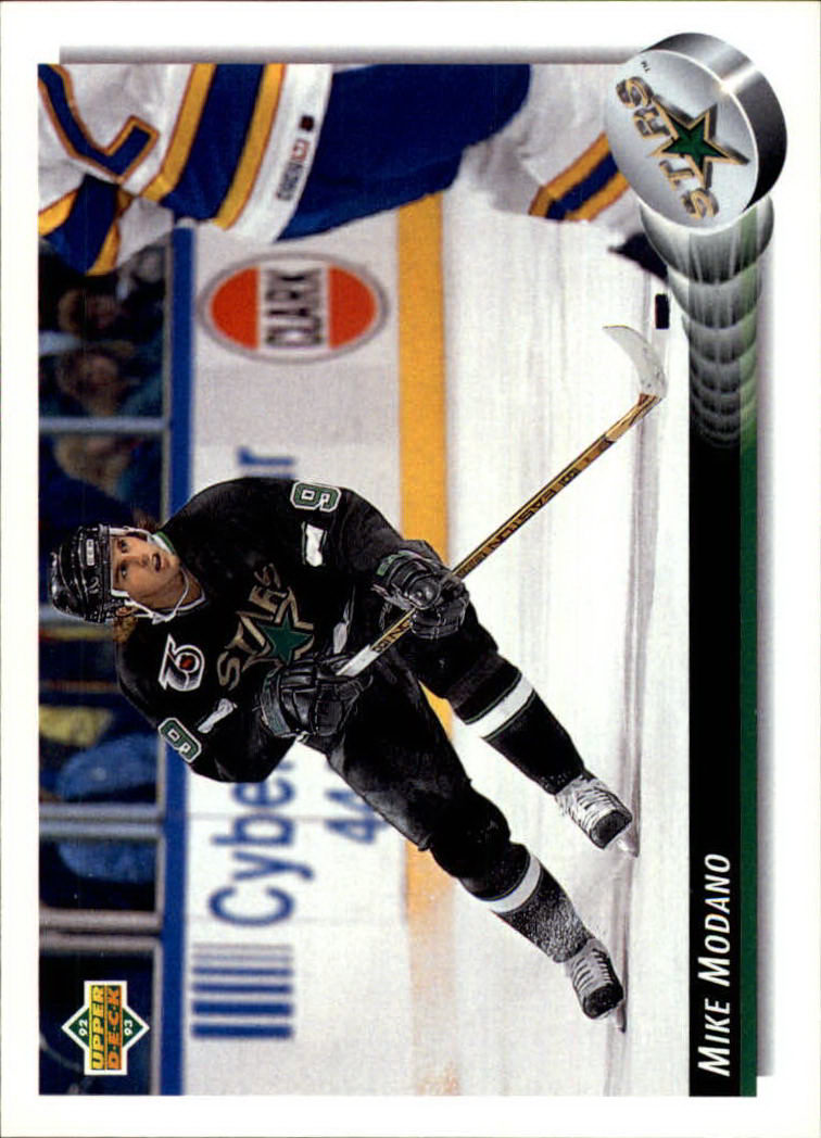 1992-93 Upper Deck #305 Mike Modano