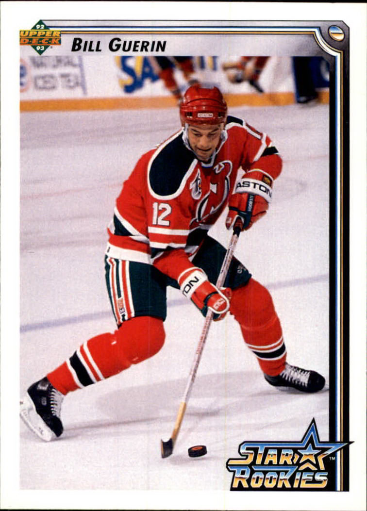 1992-93 Upper Deck #411 Bill Guerin SR RC