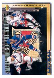 1992-93 Upper Deck #453 Messier/Amonte/Graves LL