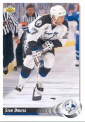 1992-93 Upper Deck #487 Stan Drulia RC