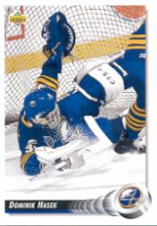 1992-93 Upper Deck #506 Dominik Hasek