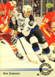 1992-93 Upper Deck #583 Rob Zamuner RC