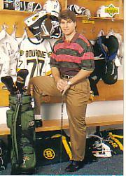 1992-93 Upper Deck #626 Ray Bourque