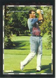 1992-93 Pinnacle Eric Lindros #26 Playing Golf