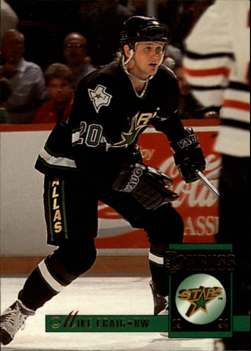 1993-94 Donruss #81 Mike Craig