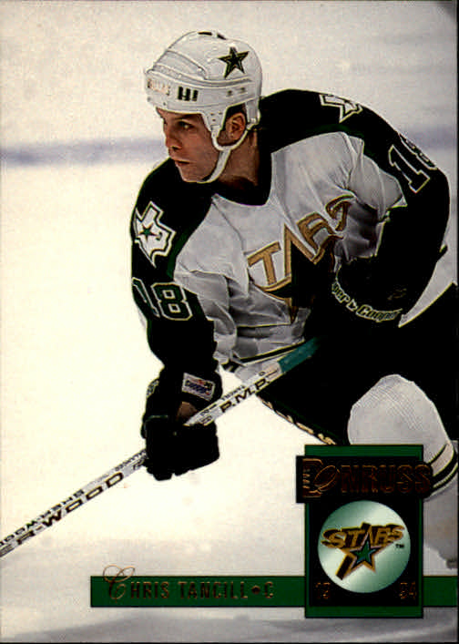1993-94 Donruss #84 Chris Tancill