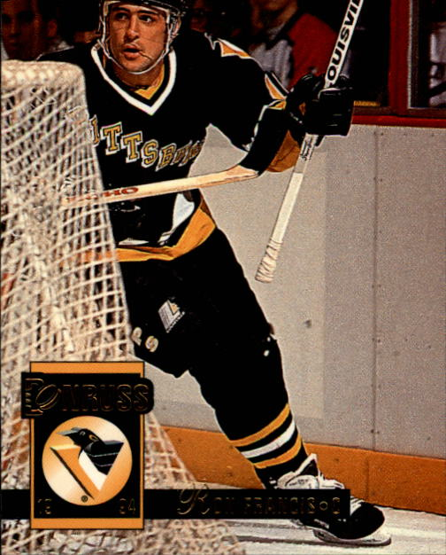 1993-94 Donruss #261 Ron Francis