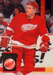 1993-94 Donruss #422 Terry Carkner