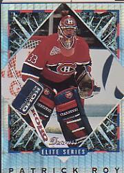 1993-94 Donruss Elite Inserts #9 Patrick Roy