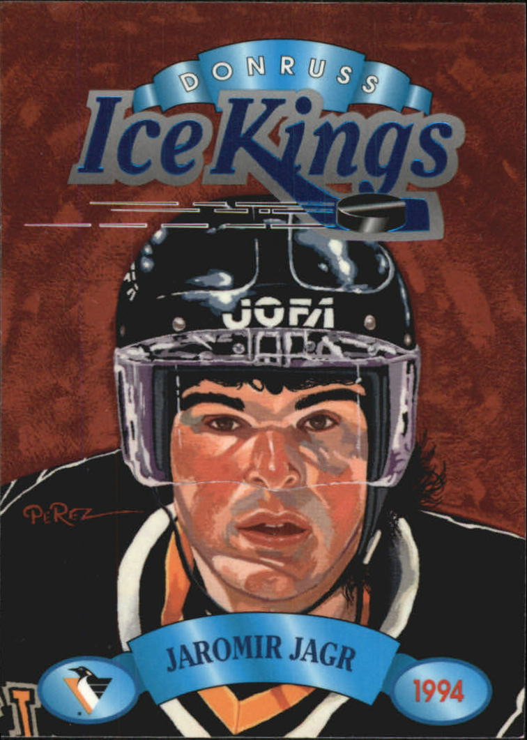 1993-94 Donruss Ice Kings #3 Jaromir Jagr