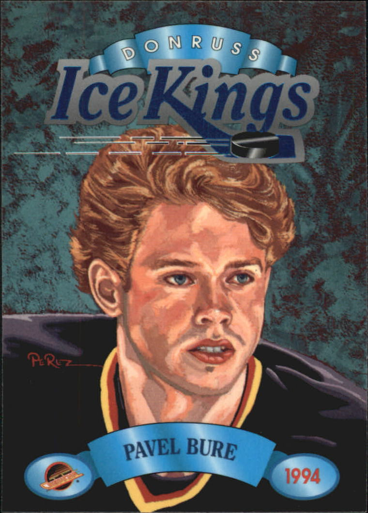1993-94 Donruss Ice Kings #8 Pavel Bure