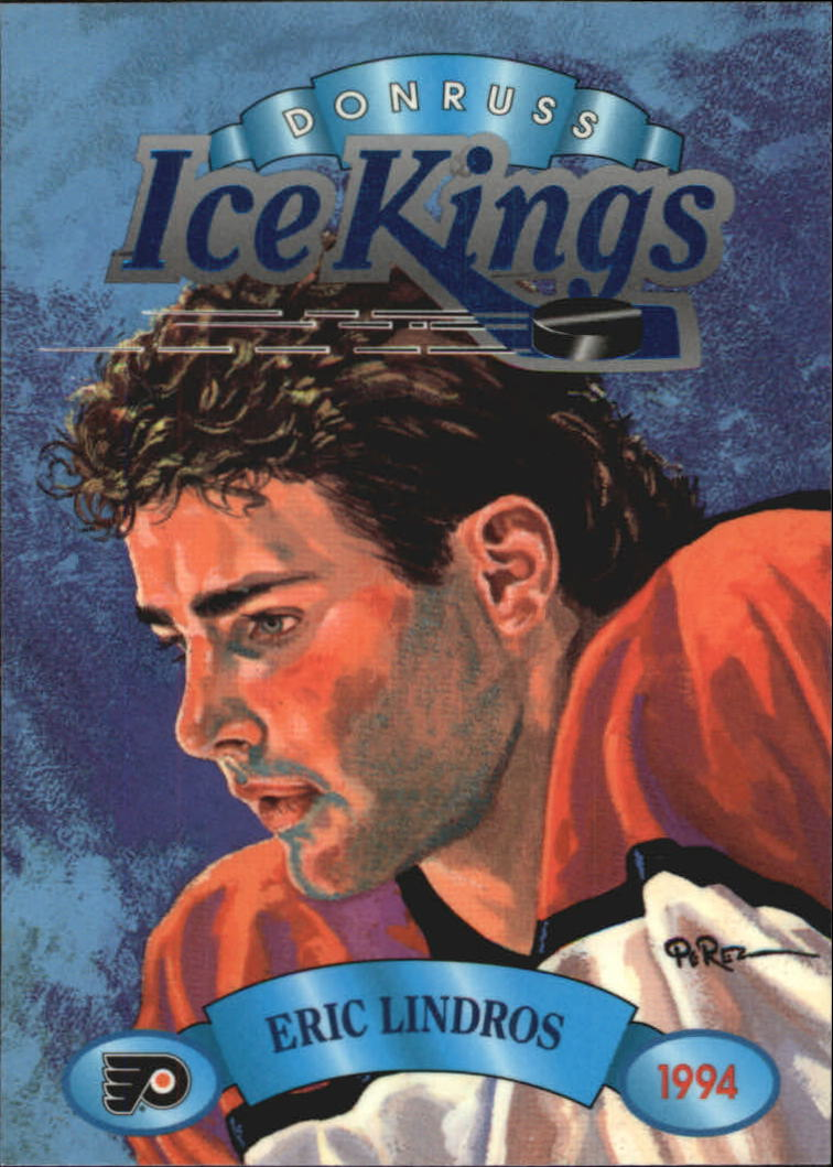 1993-94 Donruss Ice Kings #9 Eric Lindros