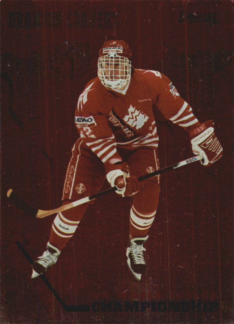 1993-94 Donruss Team Canada #8 Brandon Convery