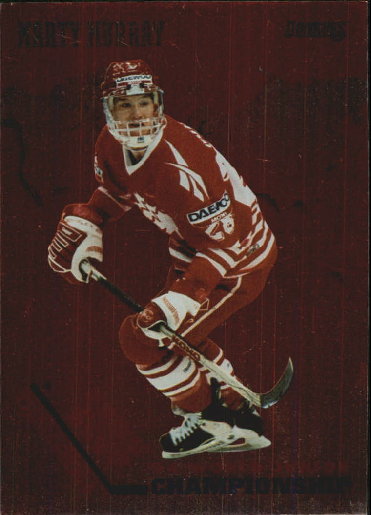 1993-94 Donruss Team Canada #17 Marty Murray