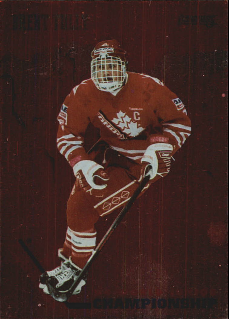1993-94 Donruss Team Canada #21 Brent Tully