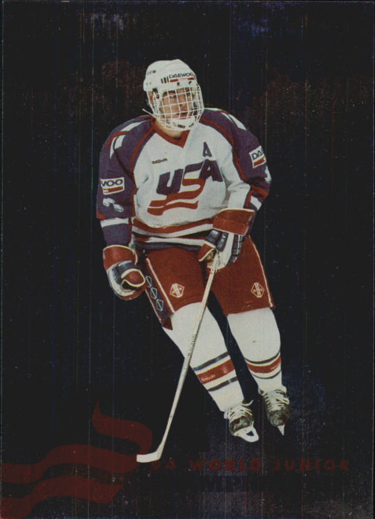 1993-94 Donruss Team USA #5 Adam Deadmarsh