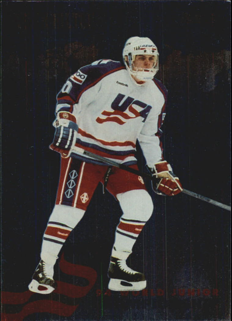 1993-94 Donruss Team USA #9 Kevin Hilton