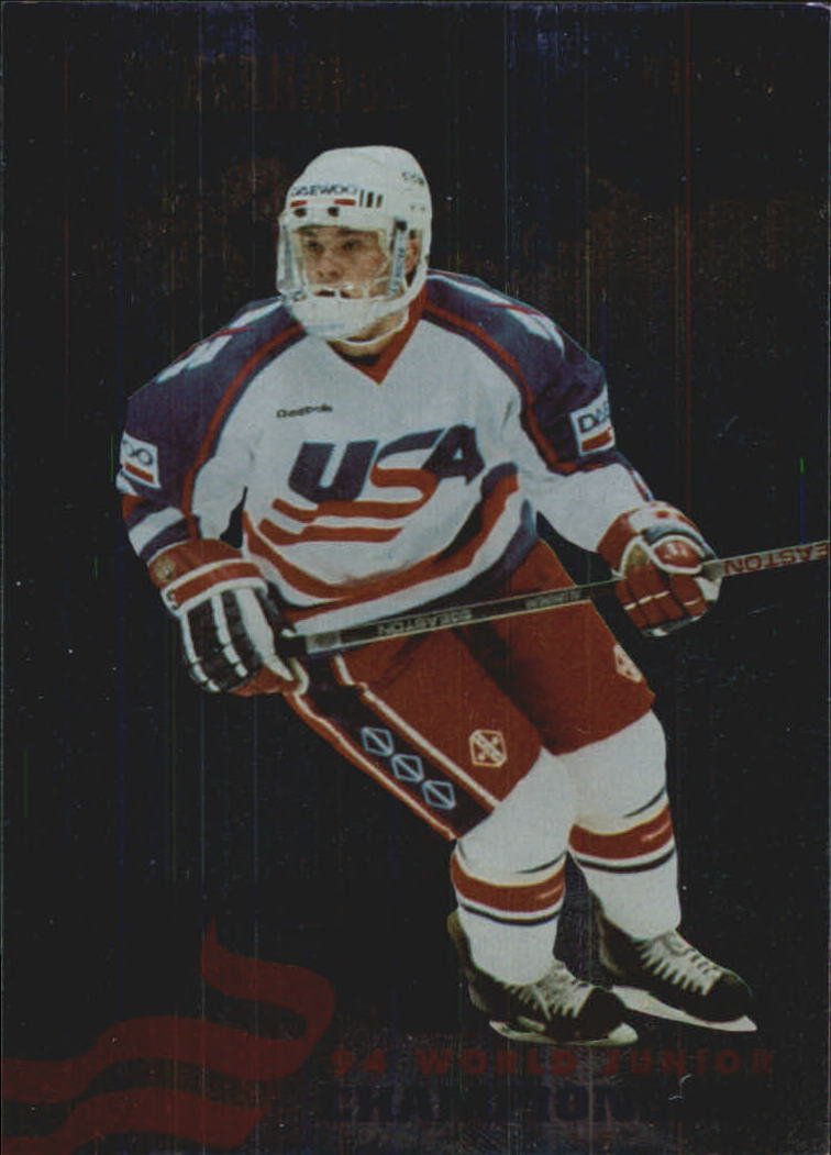 1993-94 Donruss Team USA #10 Jason Karmanos