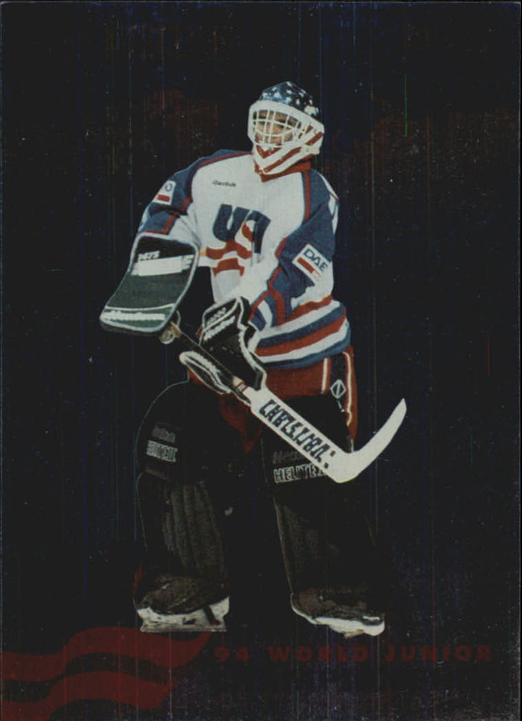 1993-94 Donruss Team USA #11 Toby Kvalevog