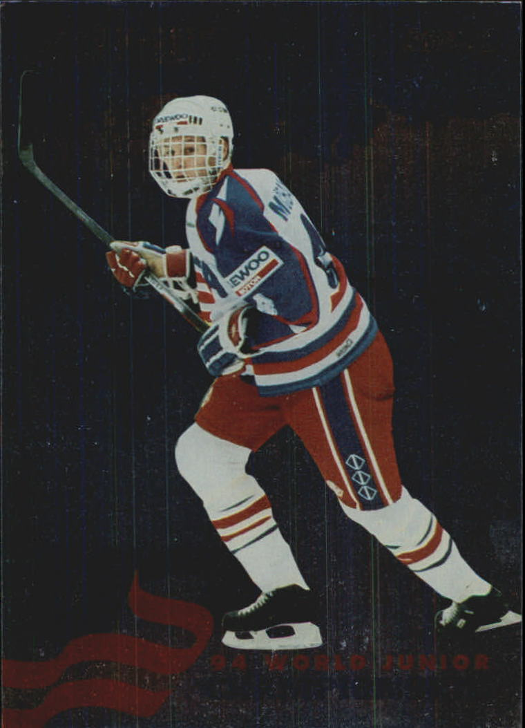 1993-94 Donruss Team USA #14 Jason McBain