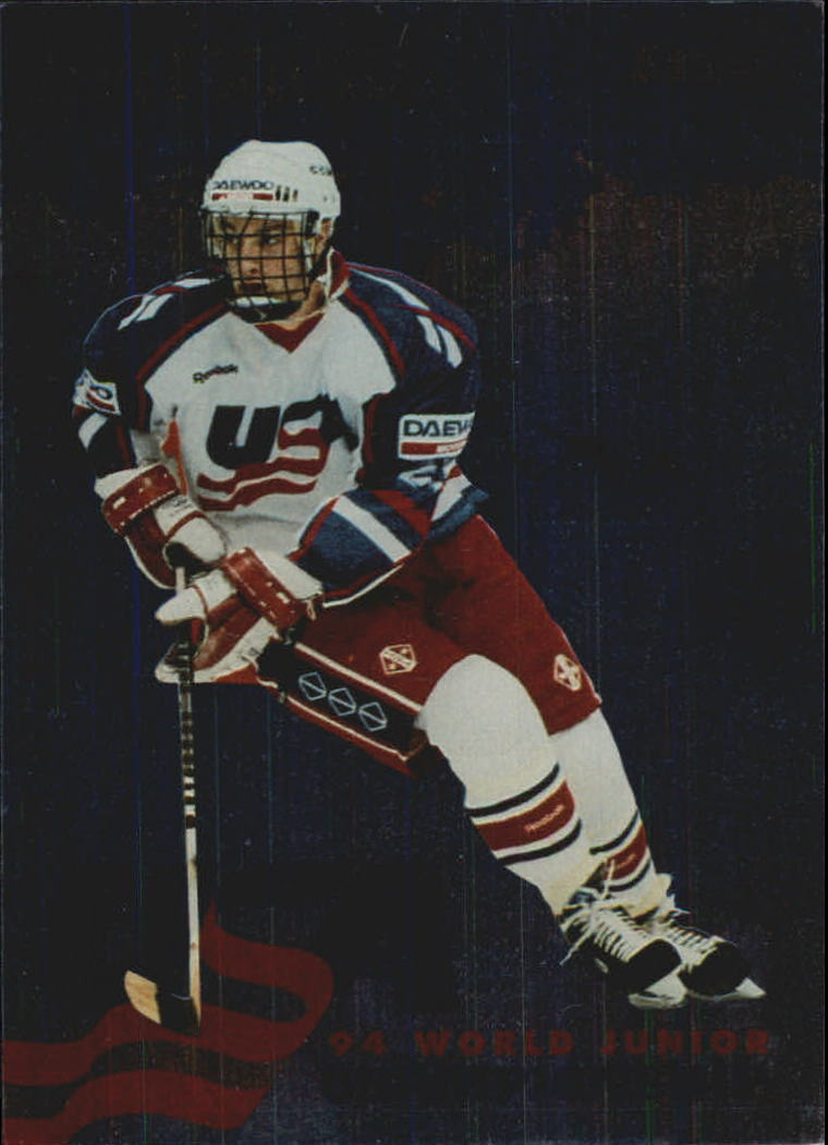 1993-94 Donruss Team USA #15 Chris O'Sullivan