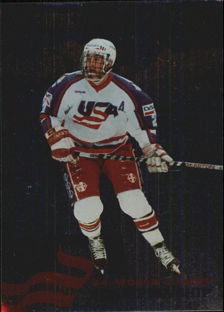 1993-94 Donruss Team USA #16 Jay Pandolfo