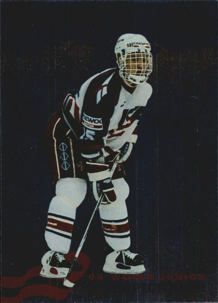 1993-94 Donruss Team USA #17 Richard Park