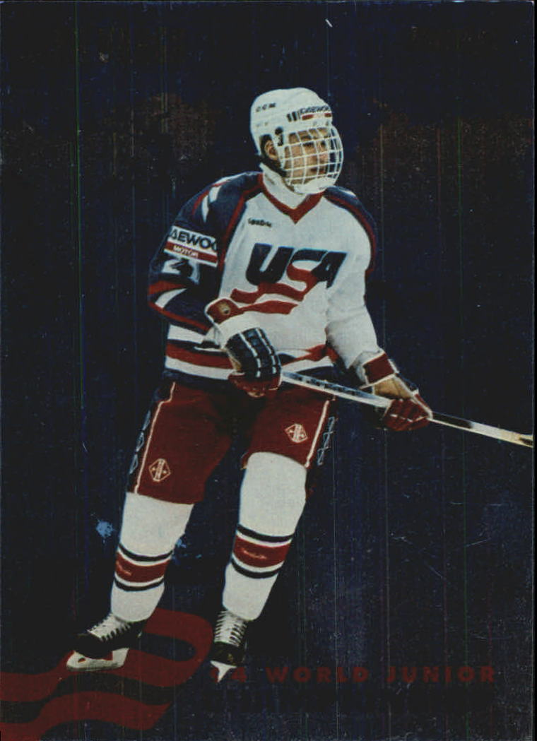 1993-94 Donruss Team USA #21 John Varga
