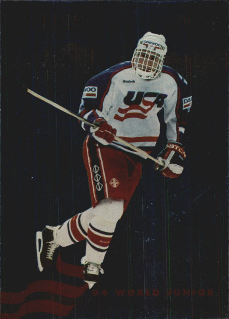 1993-94 Donruss Team USA #22 David Wilkie