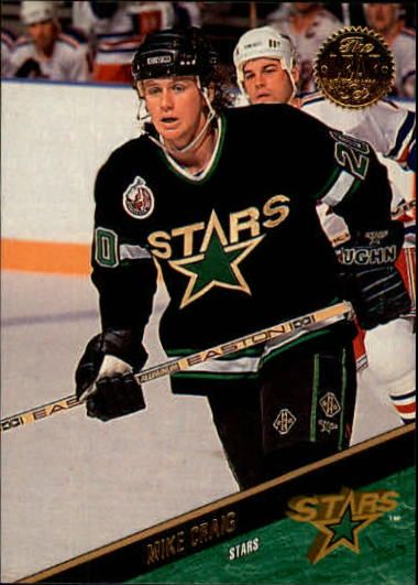 1993-94 Leaf #88 Mike Craig