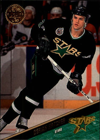 1993-94 Leaf #212 Derian Hatcher