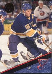 1993-94 Leaf #255 Brett Hull