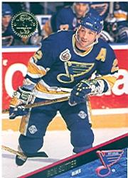 1993-94 Leaf #275 Ron Sutter