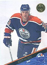 1993-94 Leaf #297 Scott Pearson