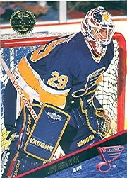 1993-94 Leaf #312 Jim Hrivnak