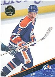 1993-94 Leaf #382 Jason Arnott RC