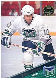 1993-94 Leaf #395 Brad McCrimmon