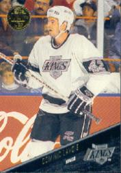 1993-94 Leaf #415 Dominic Lavoie