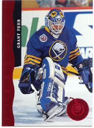 1993-94 Parkhurst Cherry's Playoff Heroes #D7 Grant Fuhr