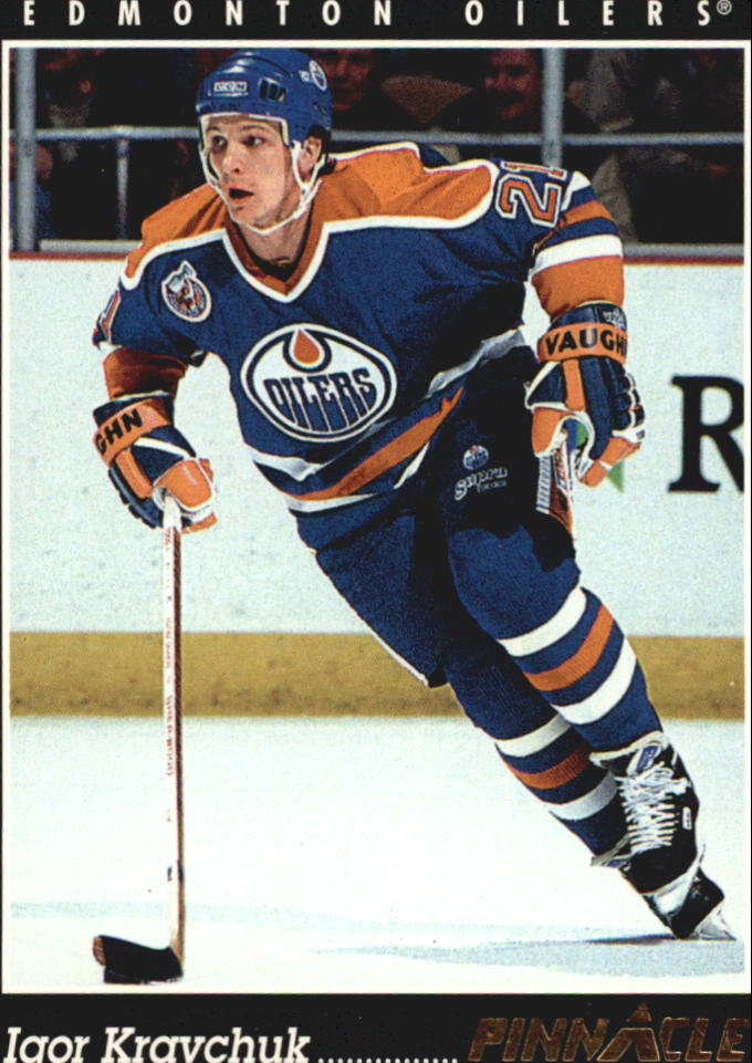 1993-94 Pinnacle #36 Igor Kravchuk