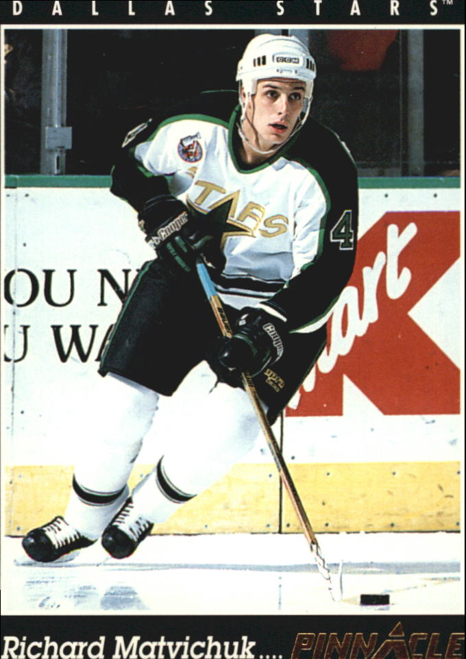 1993-94 Pinnacle #182 Richard Matvichuk