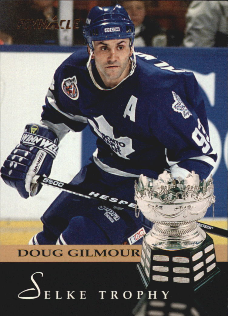 1993-94 Pinnacle #226 Doug Gilmour AW