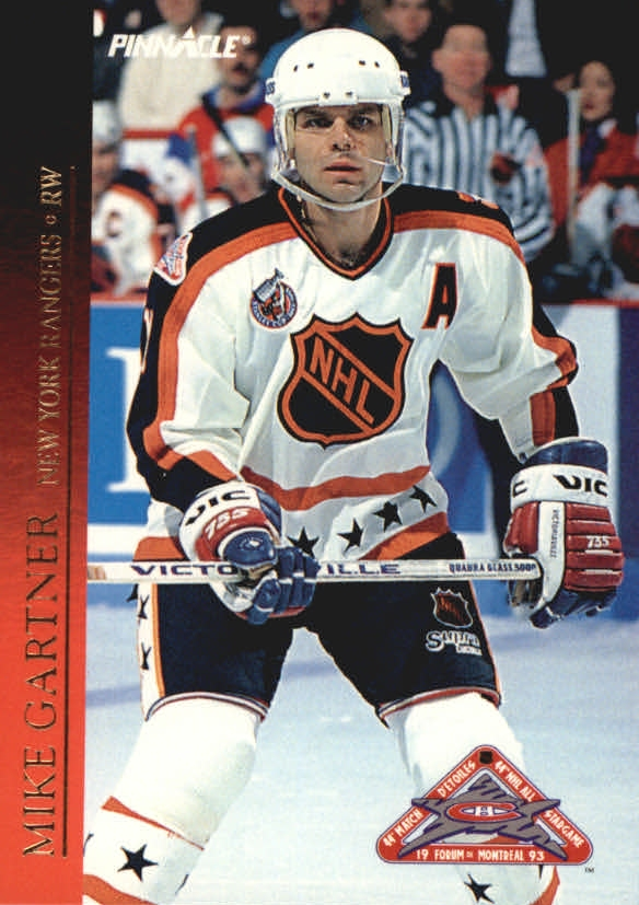 1993-94 Pinnacle All-Stars #8 Mike Gartner