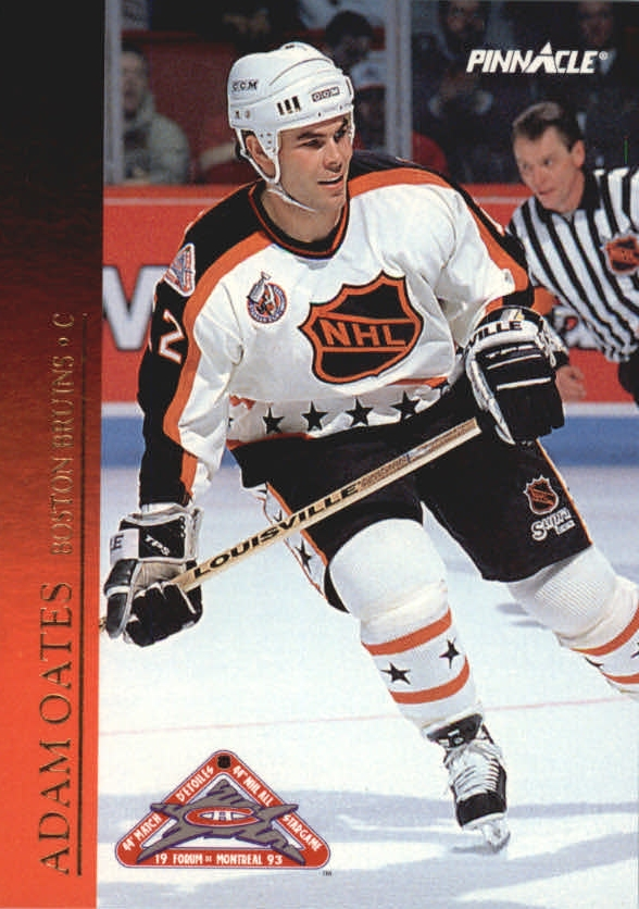1993-94 Pinnacle All-Stars #9 Adam Oates