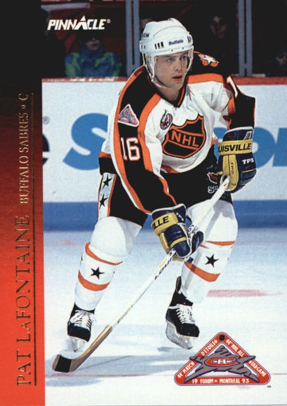 1993-94 Pinnacle All-Stars #11 Pat LaFontaine