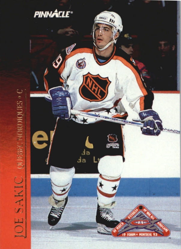 1993-94 Pinnacle All-Stars #13 Joe Sakic
